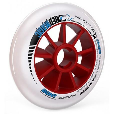 Bont Red Magic 110mm Wheels